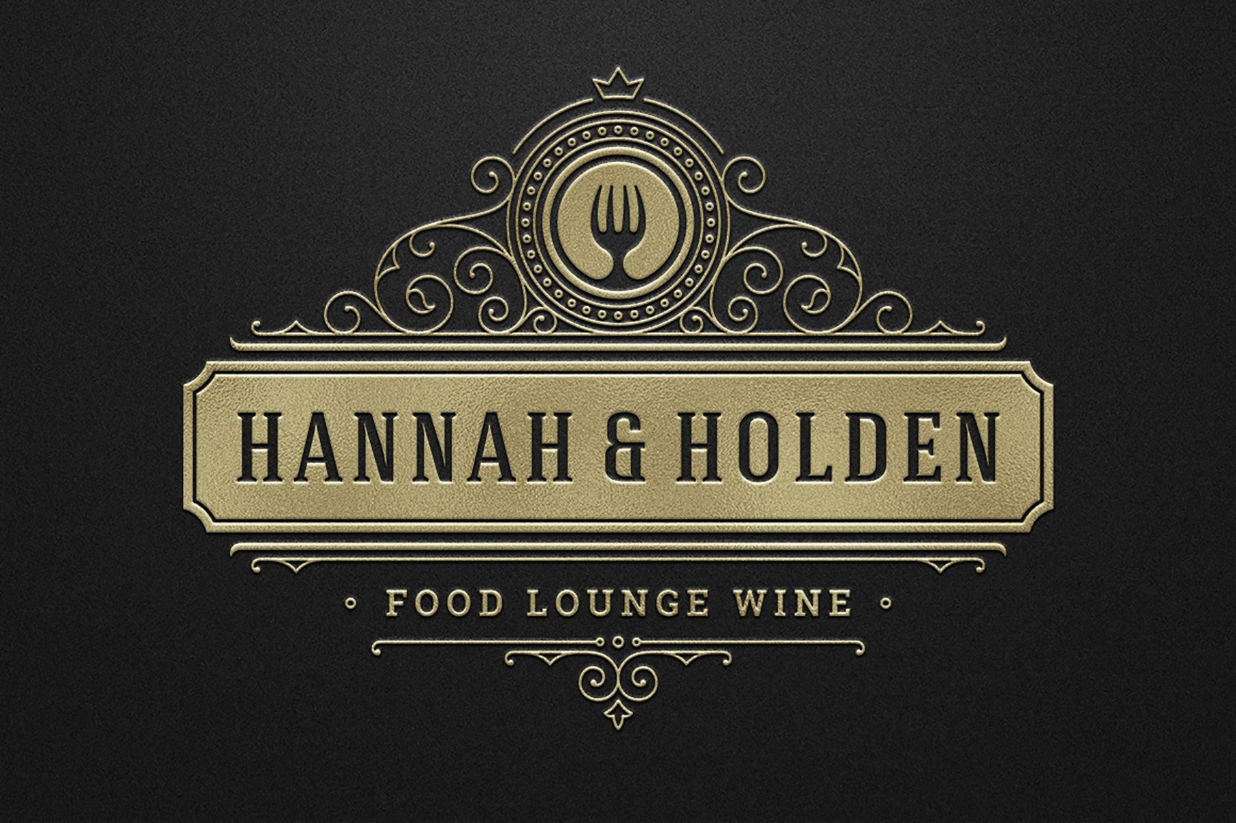 36 Restaurant Logos and Badges example image 16