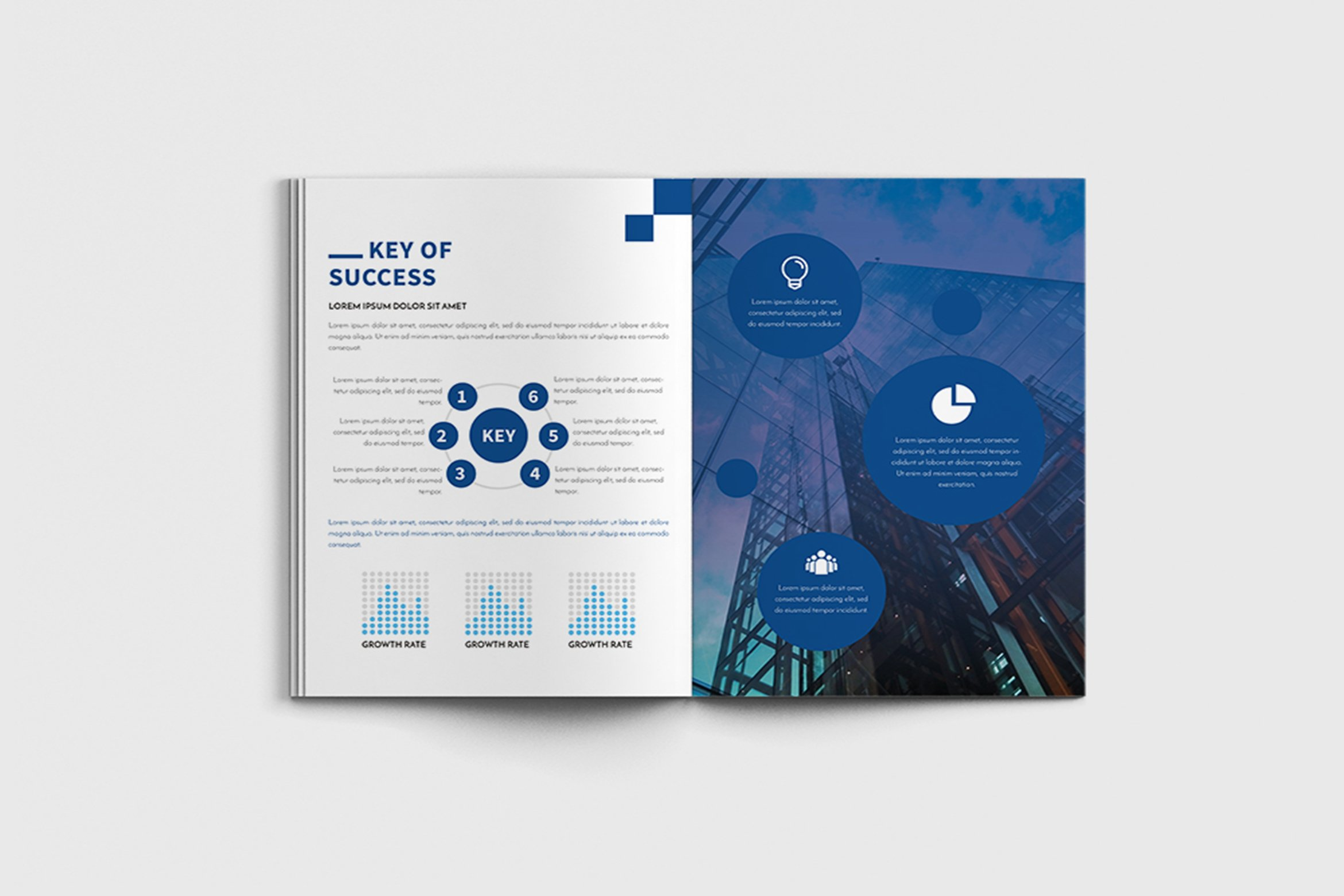 Walkers - A4 Business Brochure Template example image 12