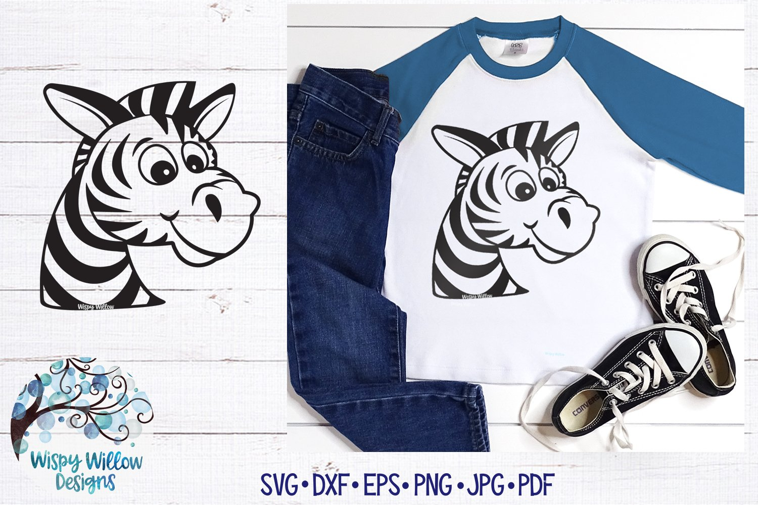 Zebra SVG Bundle example image 4