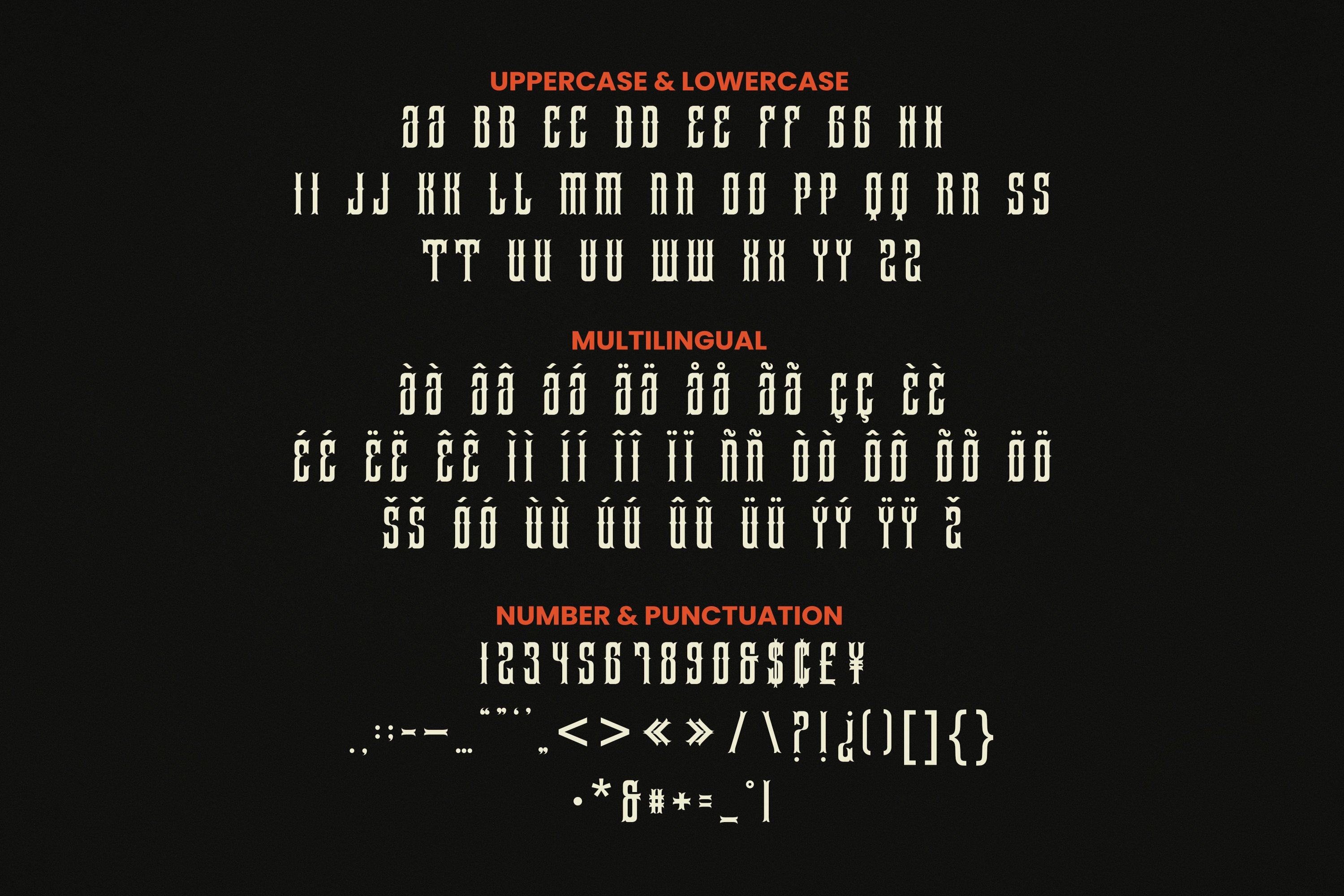 Unstoppable Font example image 3