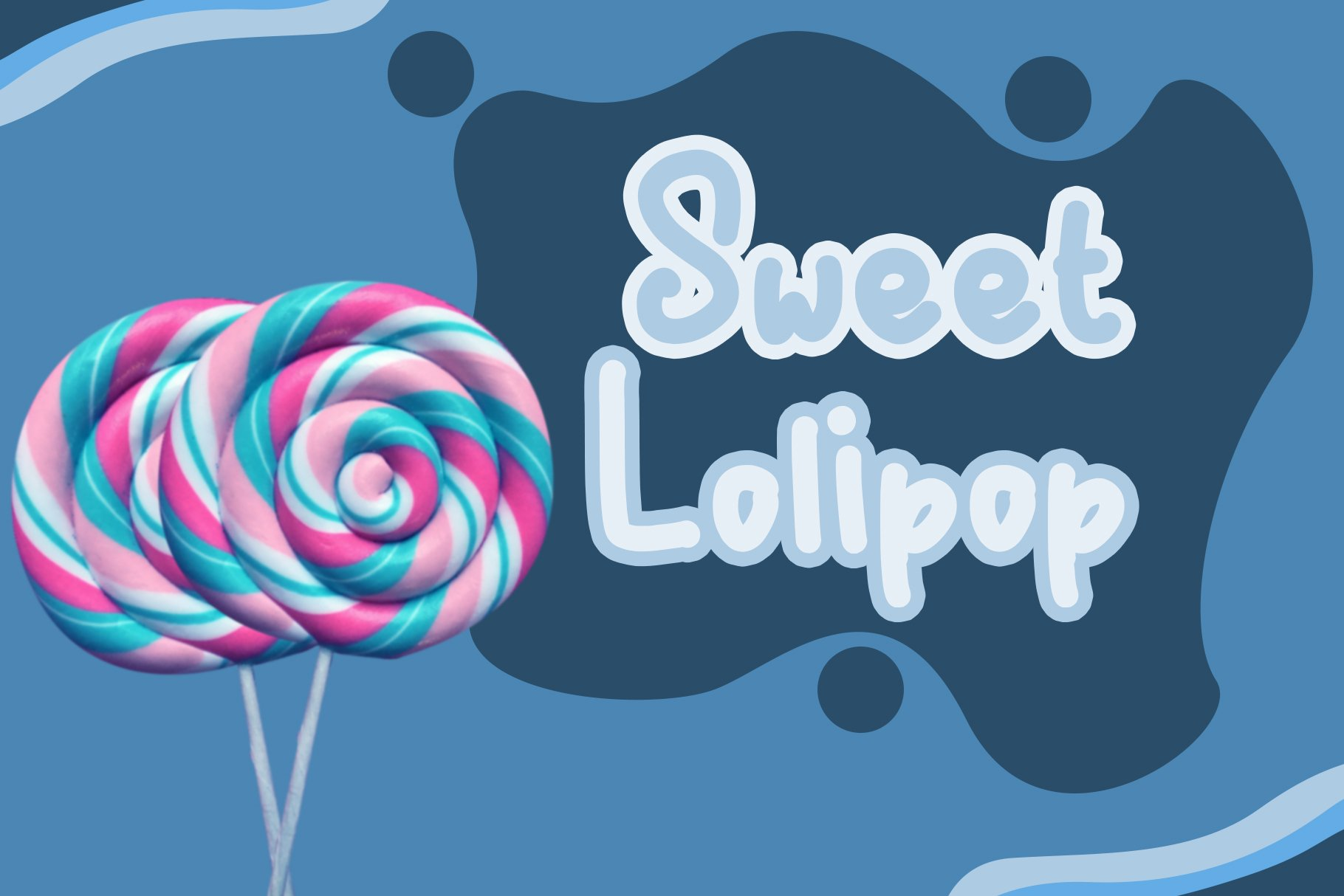 JellyBean || Cute & Playful Fonts example image 6