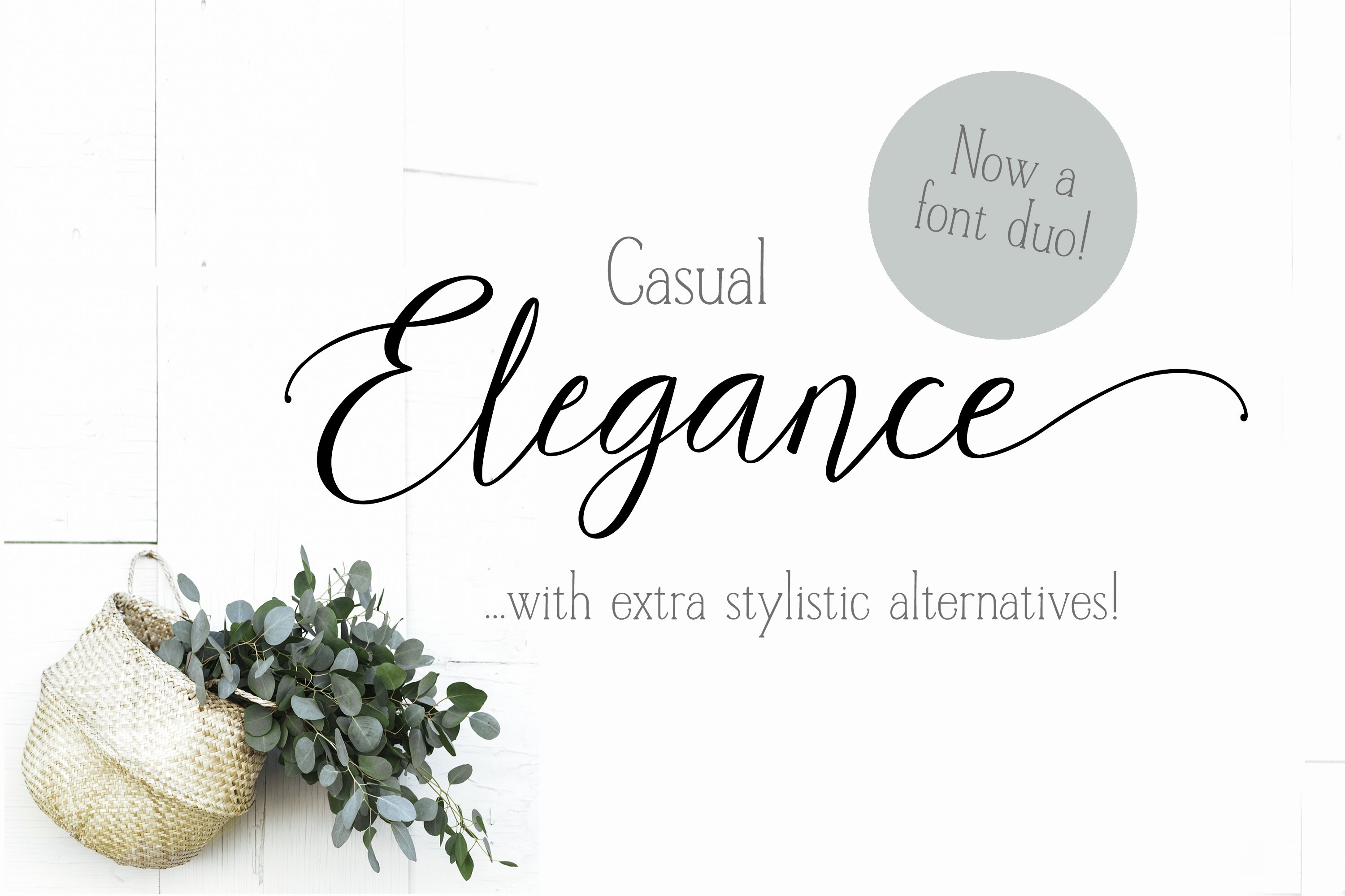 Font Bundle Variety of Script Serif and Fun example image 2