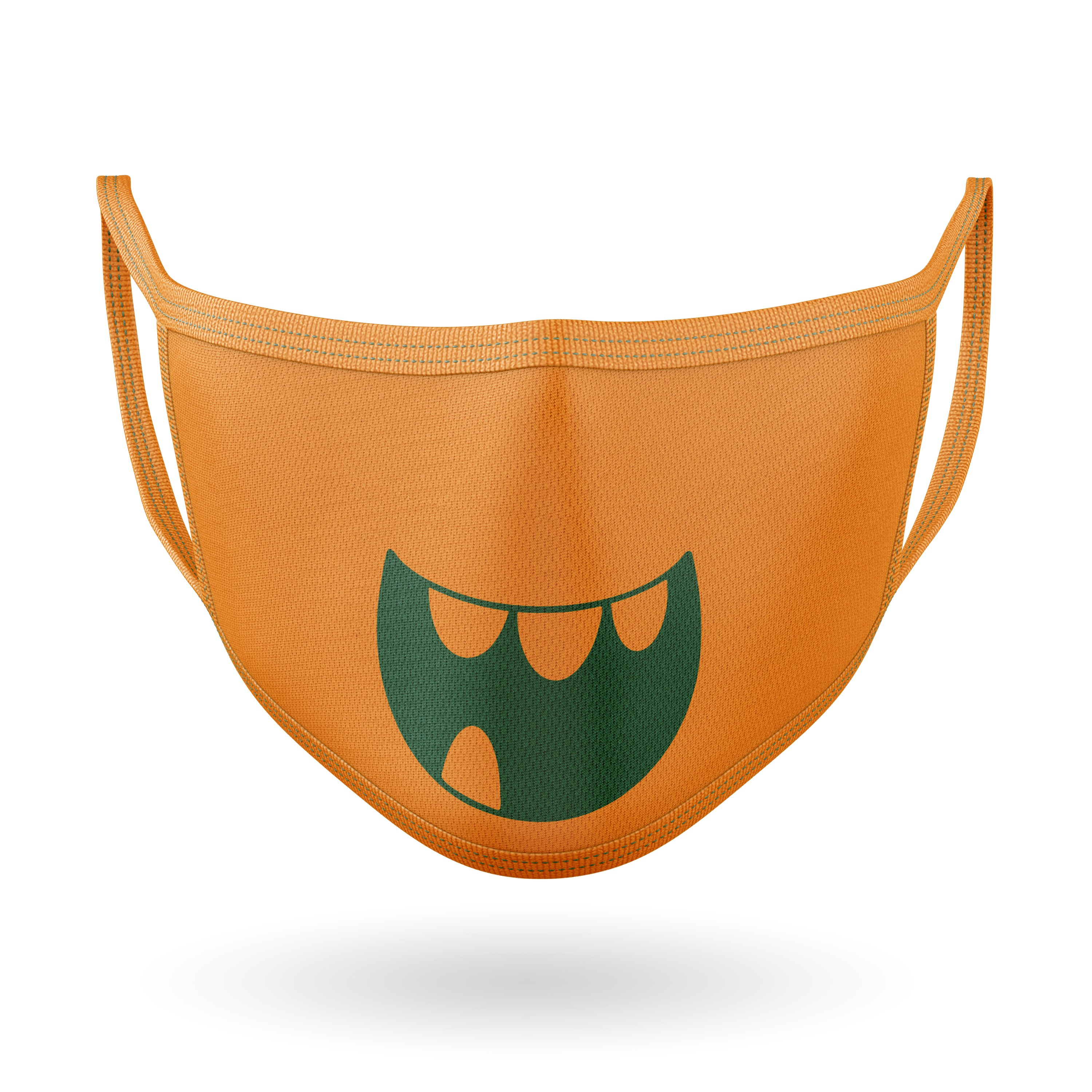 10 Monster Faces for Masks - SVG Cut Files example image 9