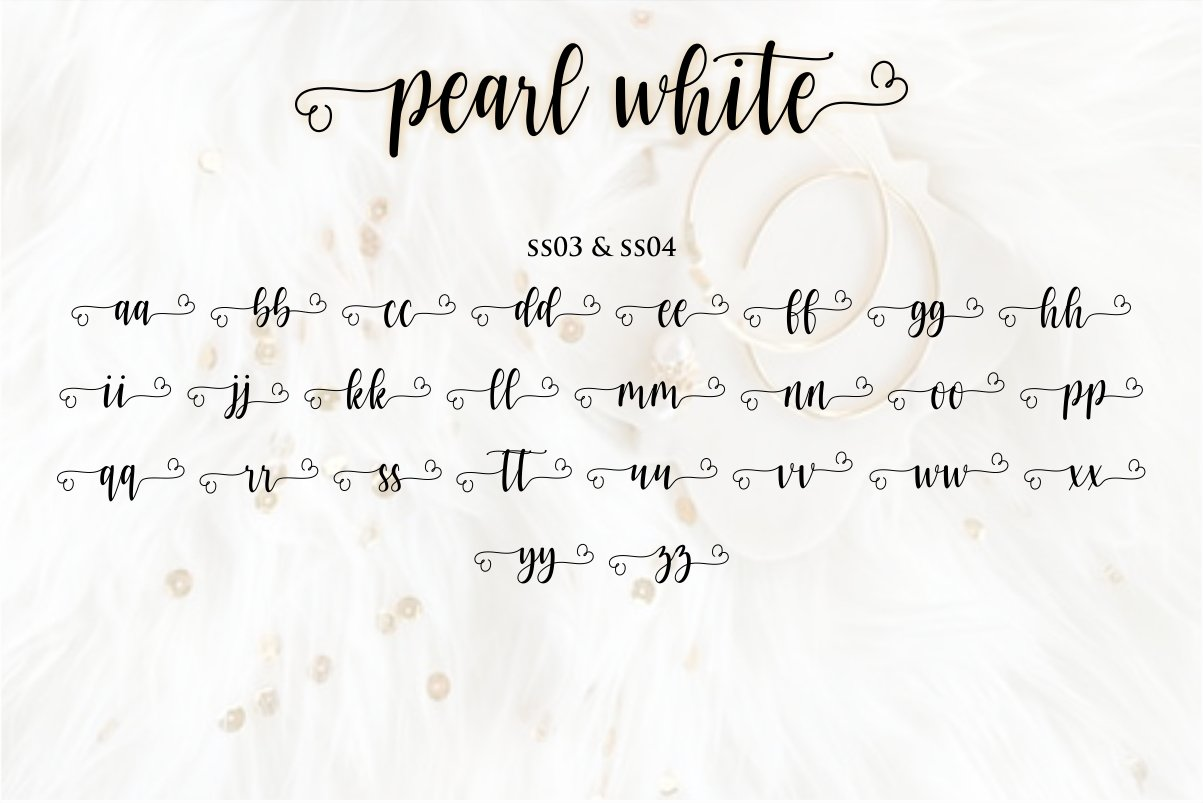 pearl white example image 15