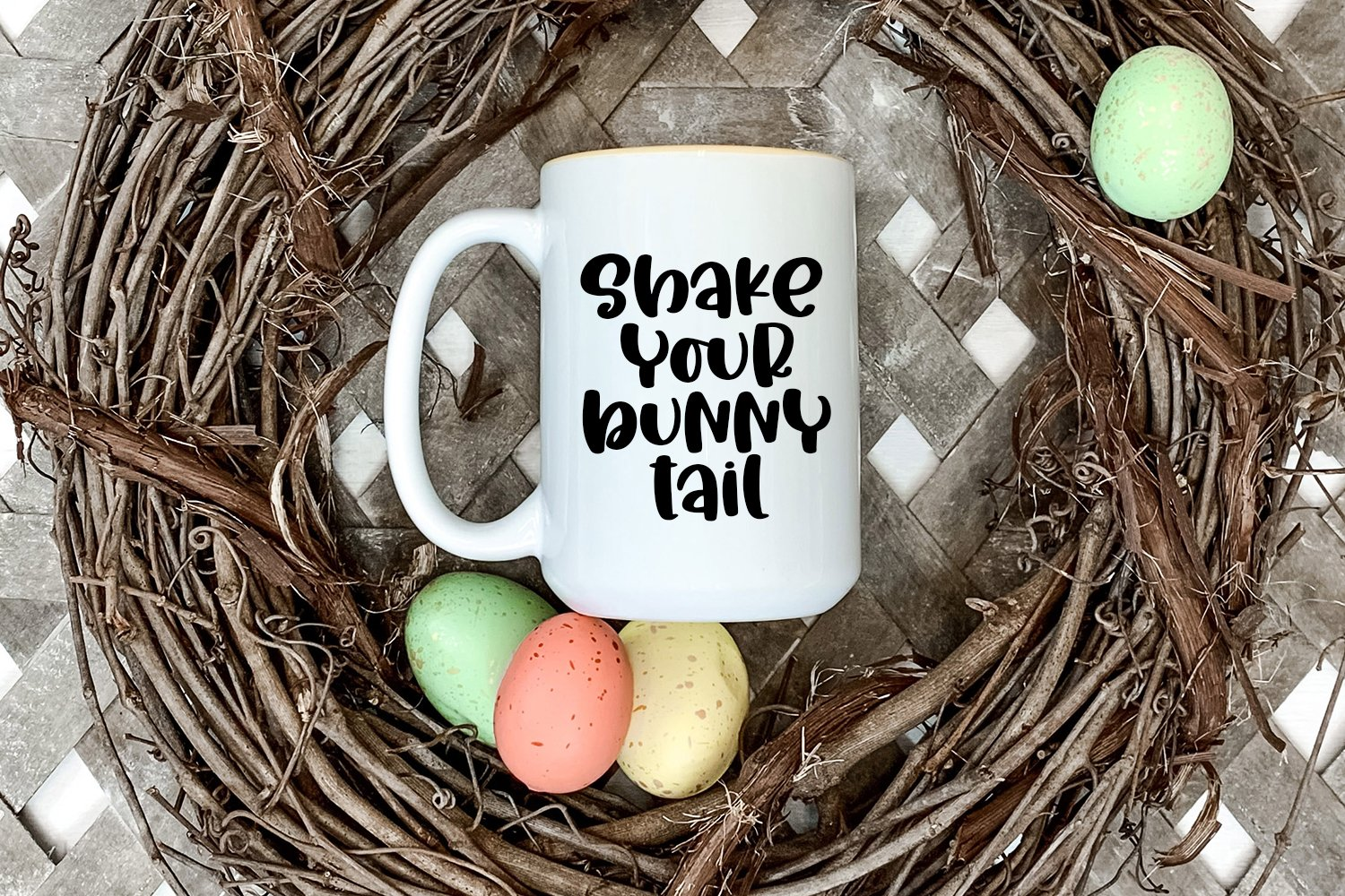 Bunny Kisses - A Cute Hand-Lettered Font example image 4