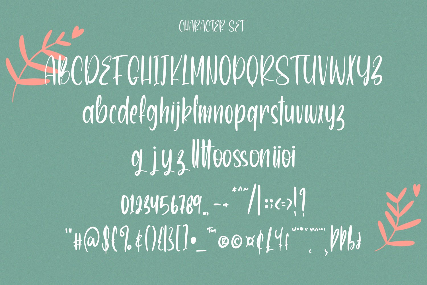 LovelyDay - Pretty Script Font example image 7