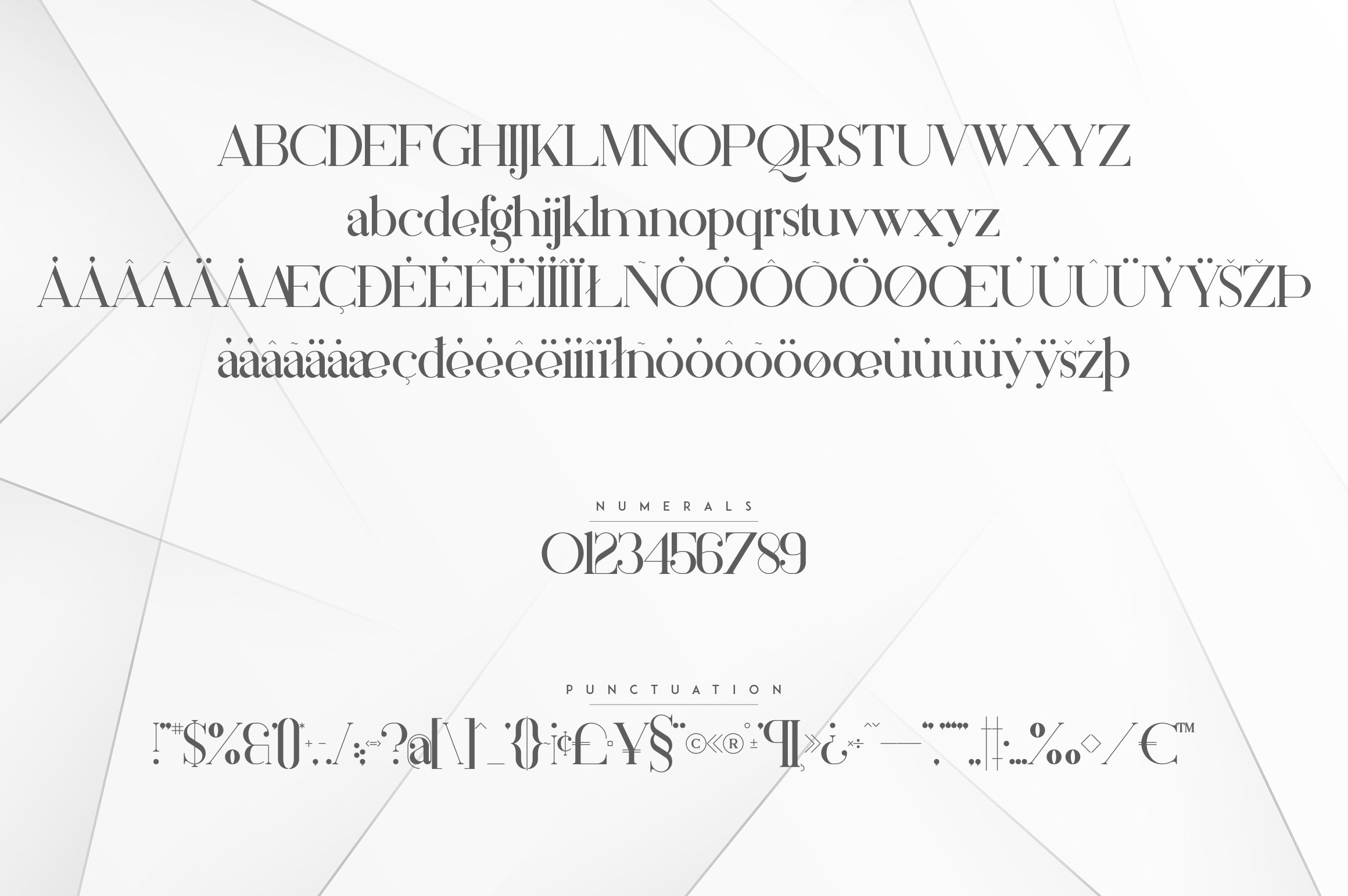 Silver Queen - Serif Typeface example image 6
