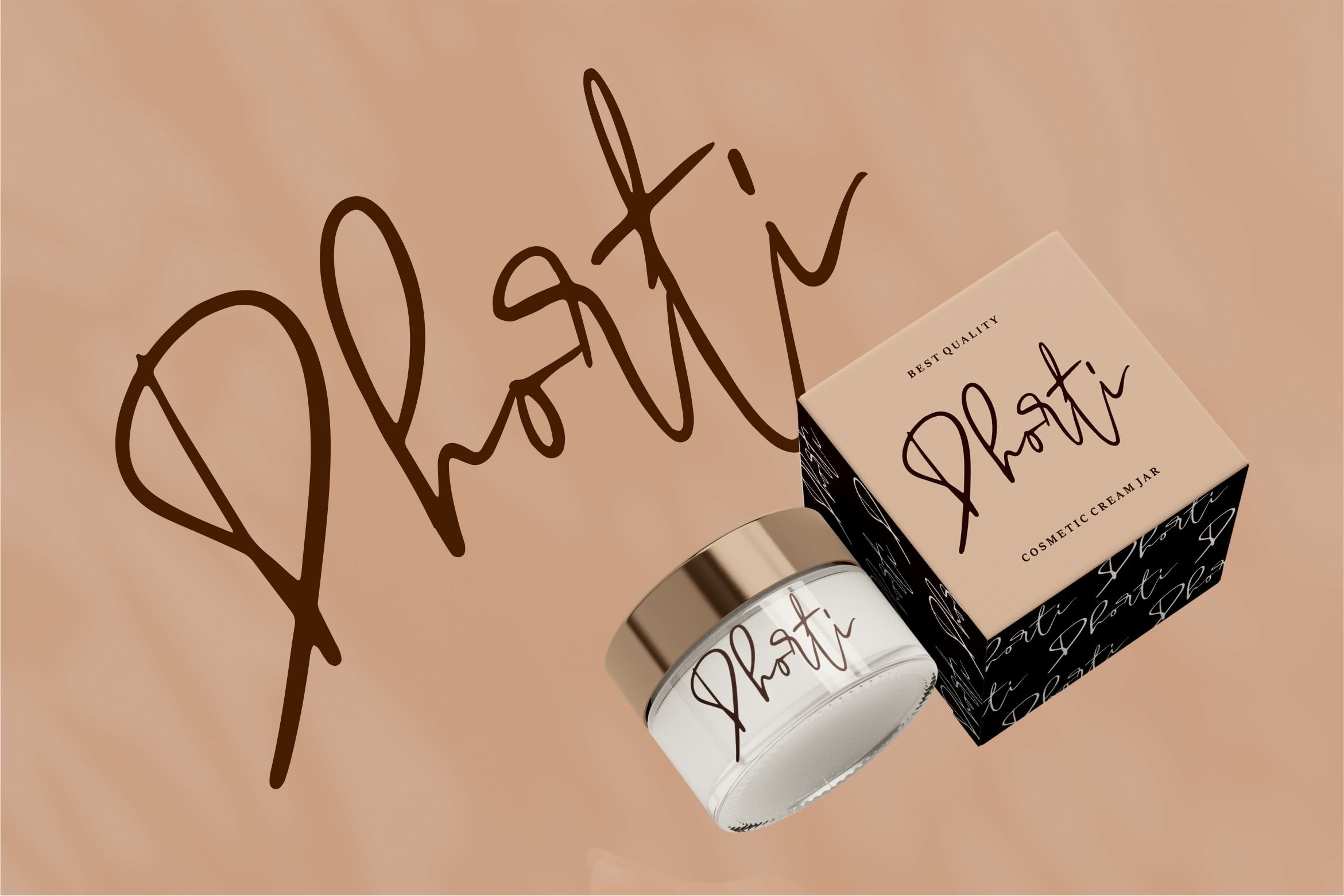 Charlotte - A Beauty Signature Font example image 2