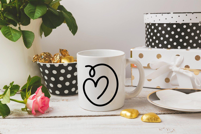 Sweet Valentine - A Monogram Font example image 5
