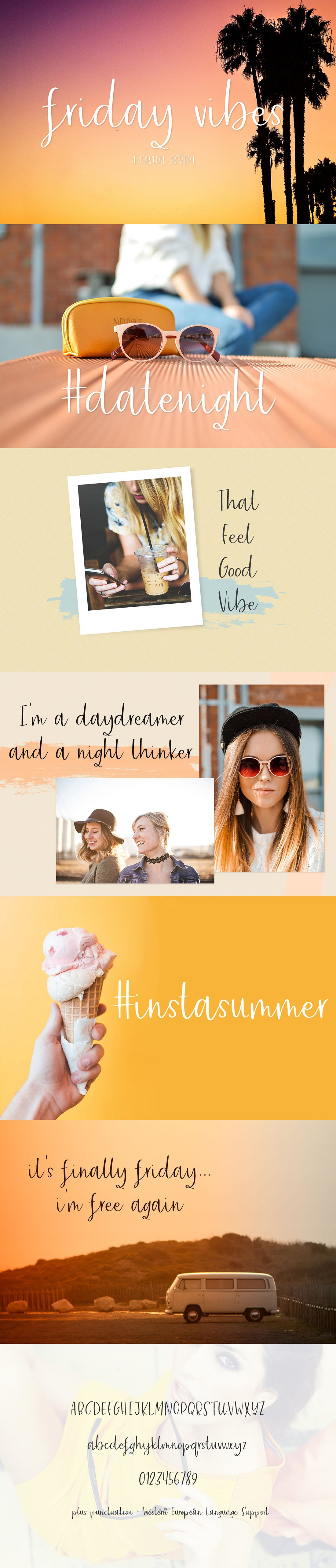 The Crafter's Font Bundle example image 5