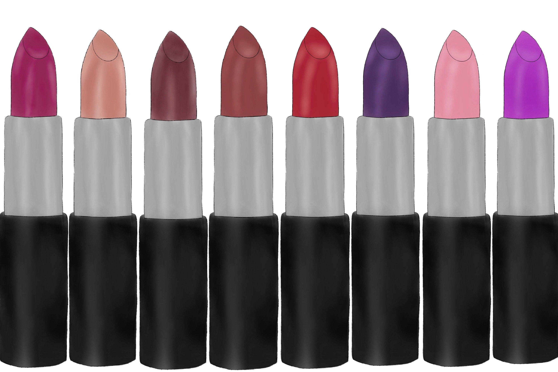 Lipstick clip art, png makeup clip art, Fashion ...