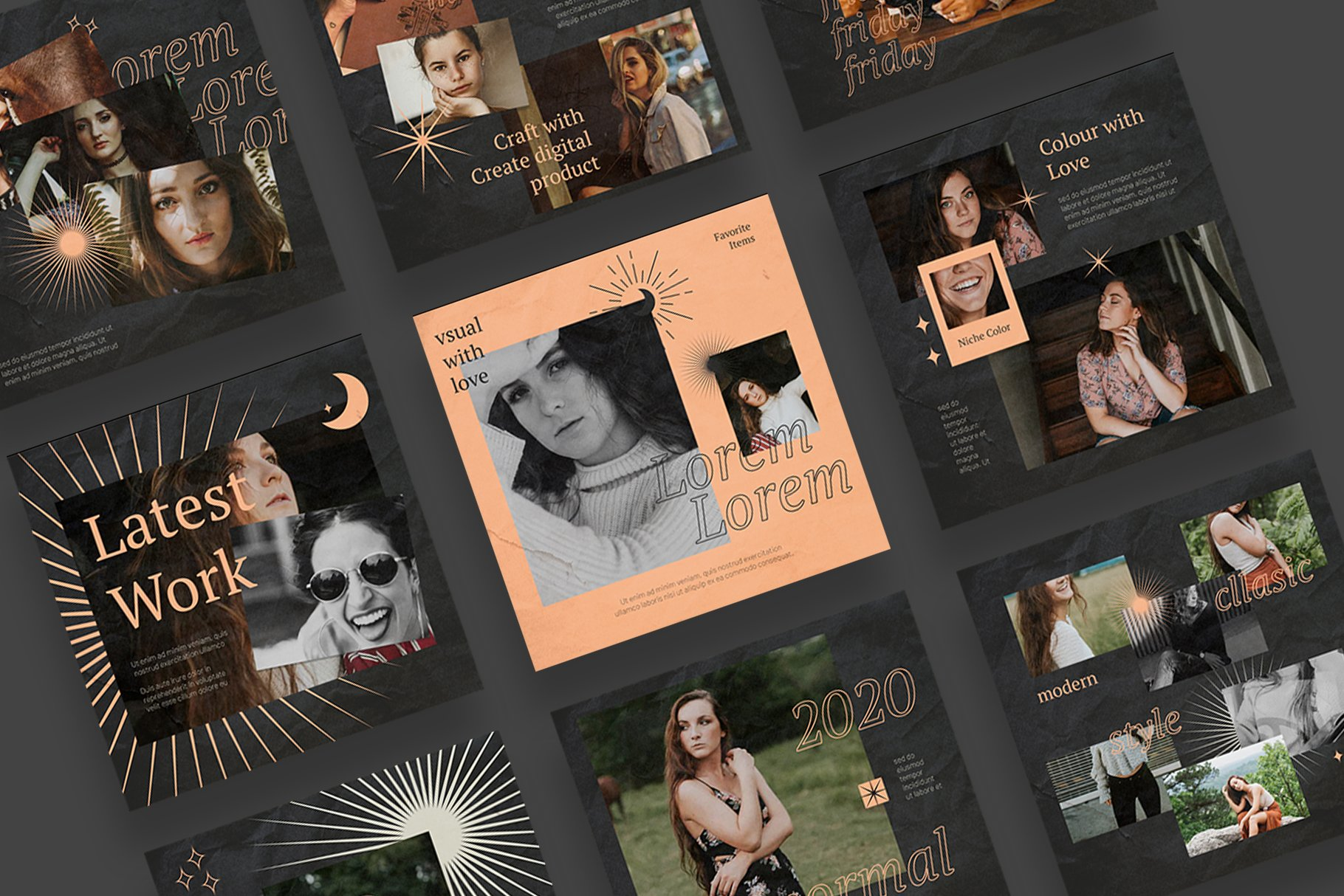 impessions Instagram Templates example image 5