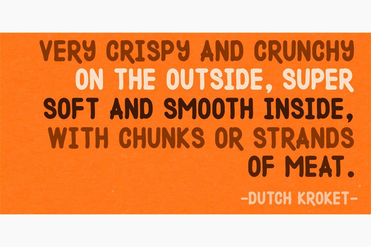 Dutch Croquettes example image 2