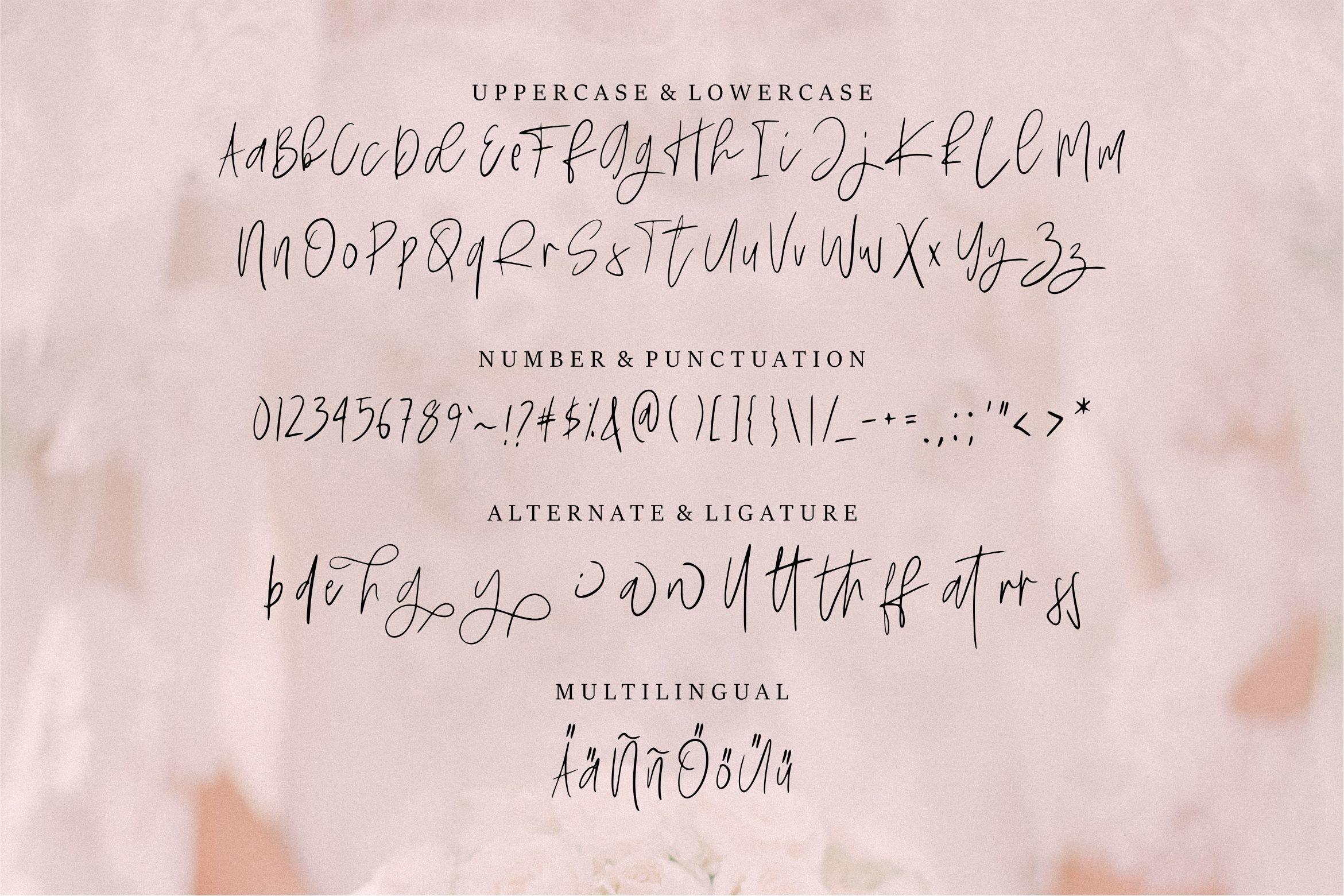 Ralley - Beauty Handwritten Font example image 6