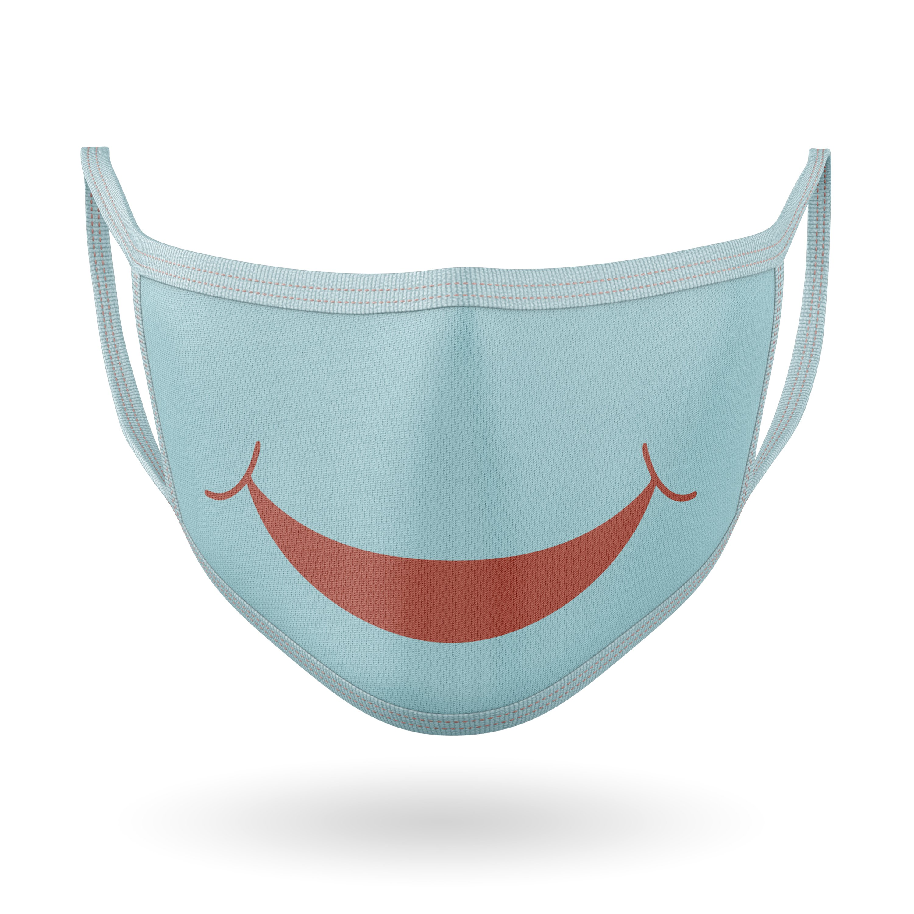10 Funny Faces for Masks - SVG Cut Files example image 5