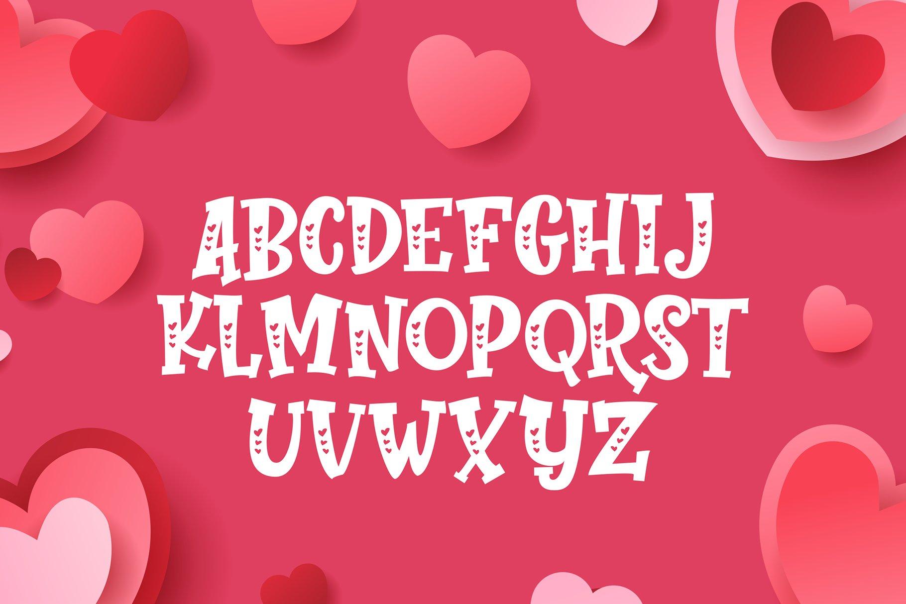 Perfect Love   Bonus Doodle example image 4