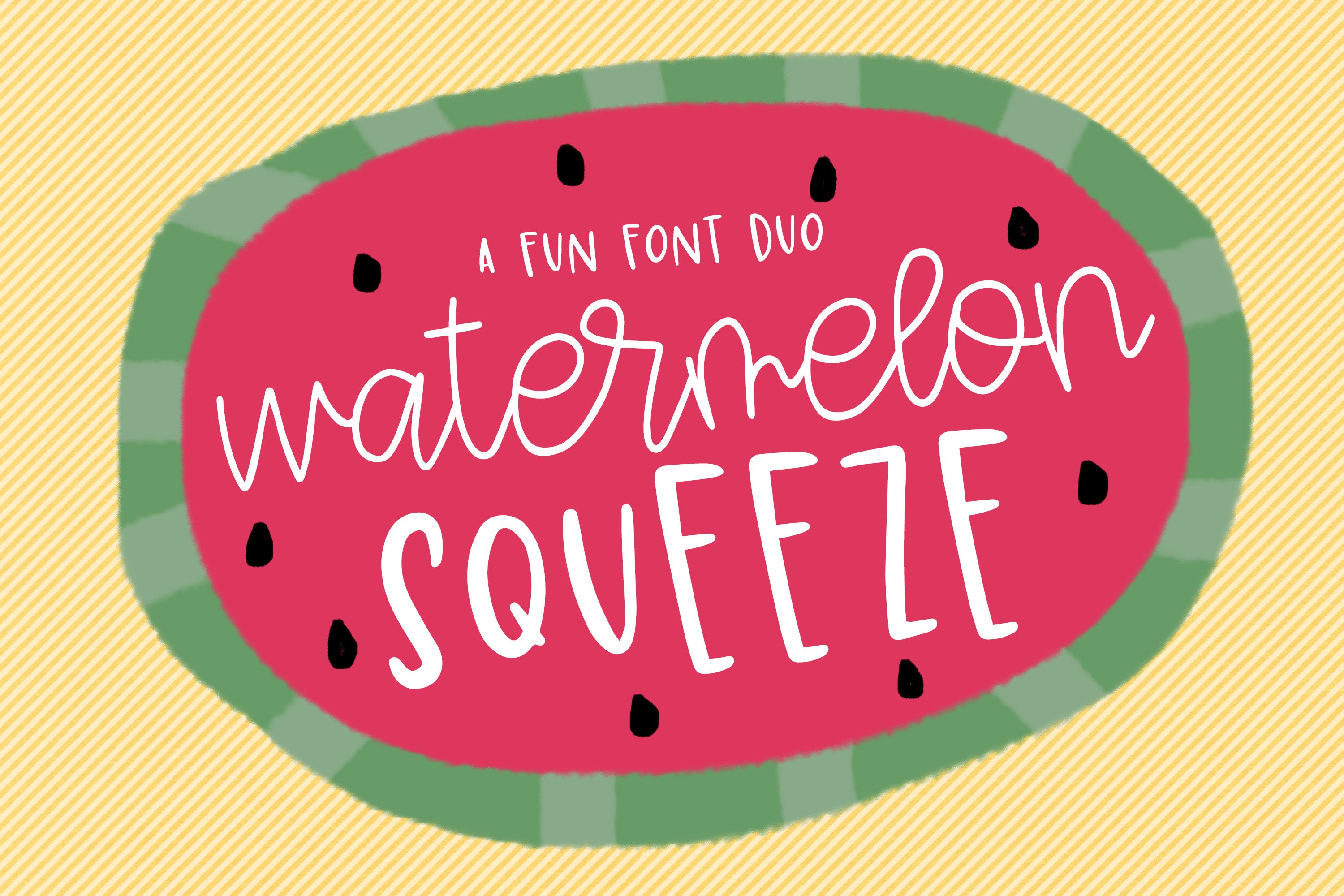 Watermelon Squeeze example image 1