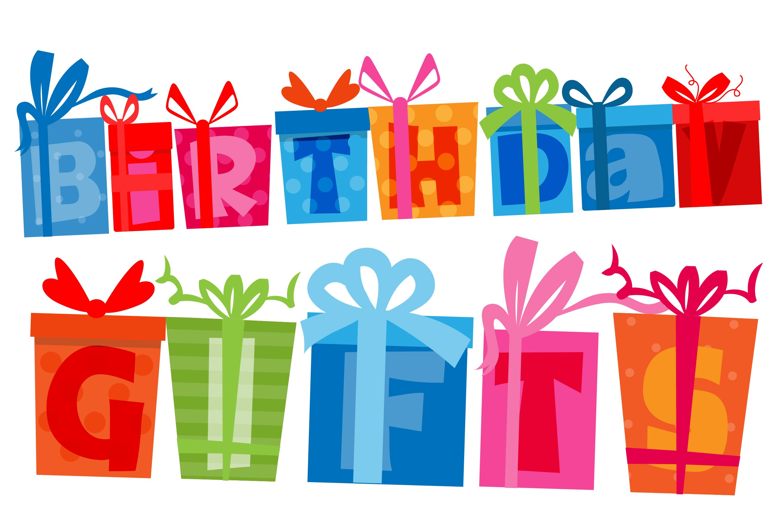 Birthday SVG Font Duo example image 2