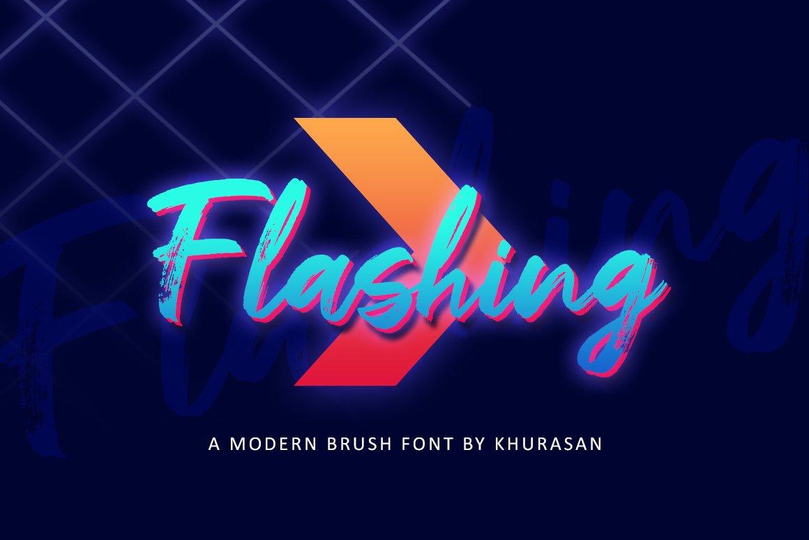 Flashing example image 1