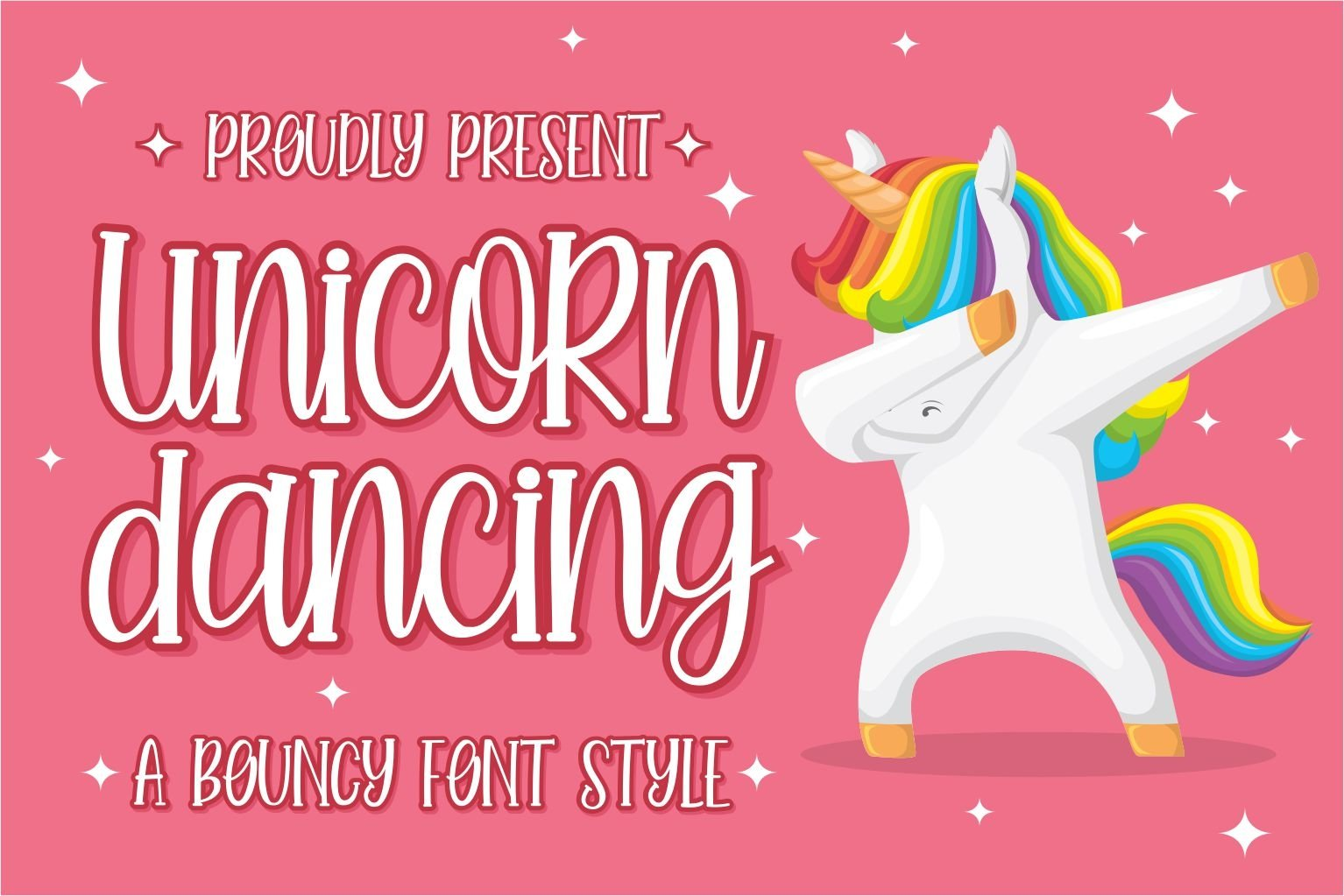 Unicorn Dancing example image 1