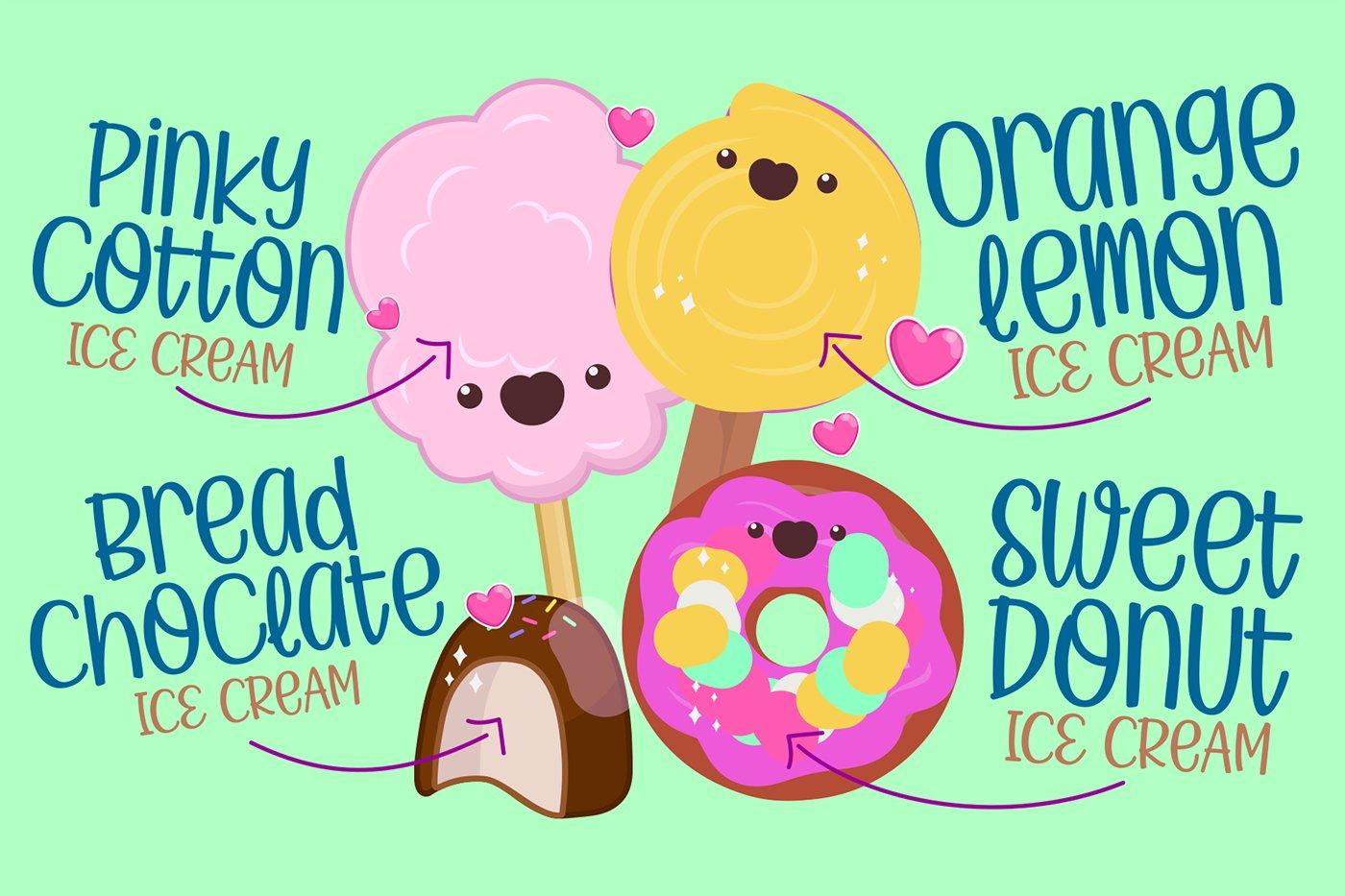 Yummy Ice Cream example image 3