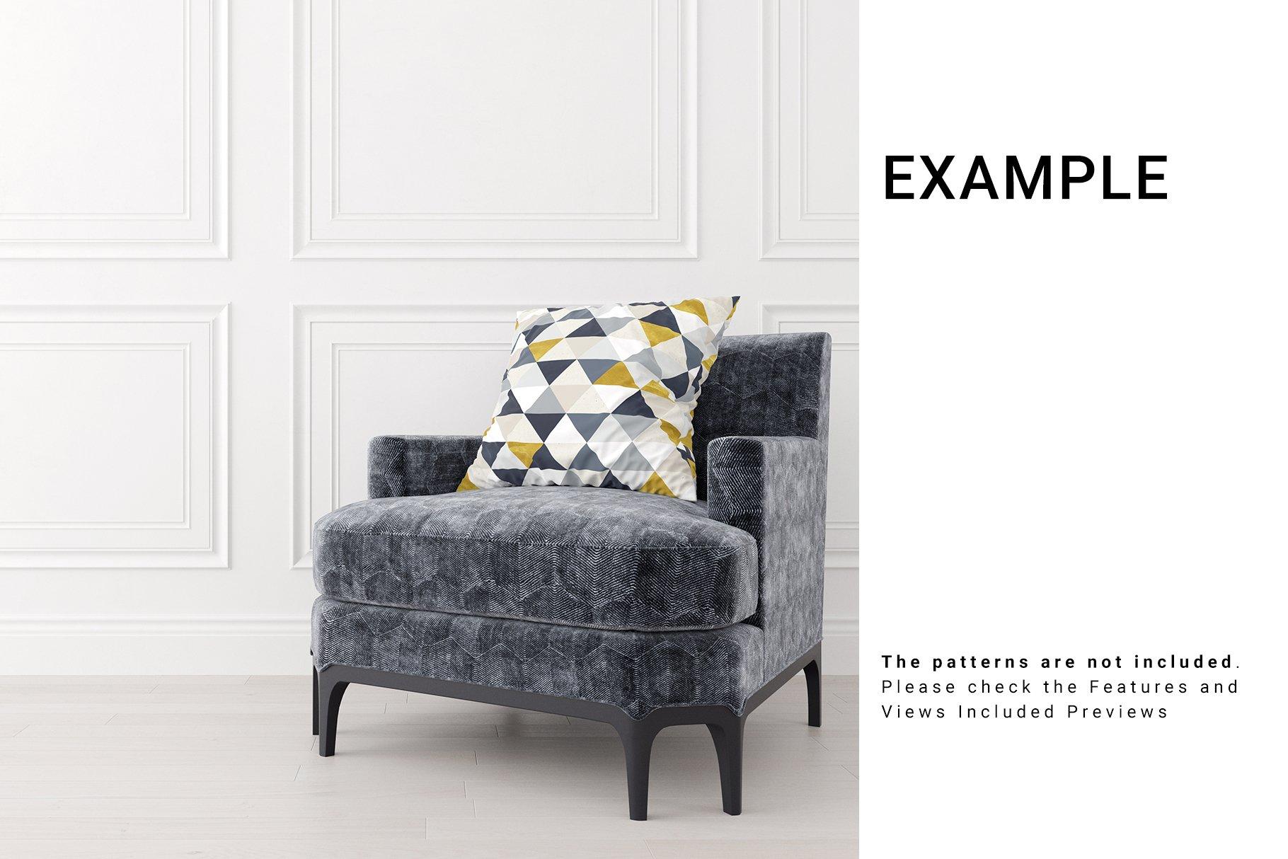 Luxury Interior Throw Pillows Set example image 9
