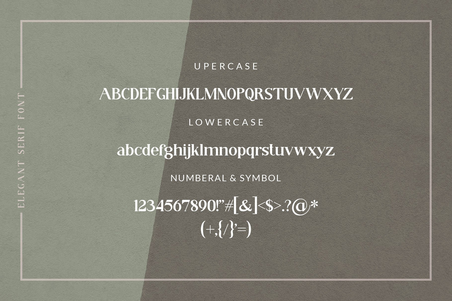 MORJUIS - Serif Font Typeface example image 7
