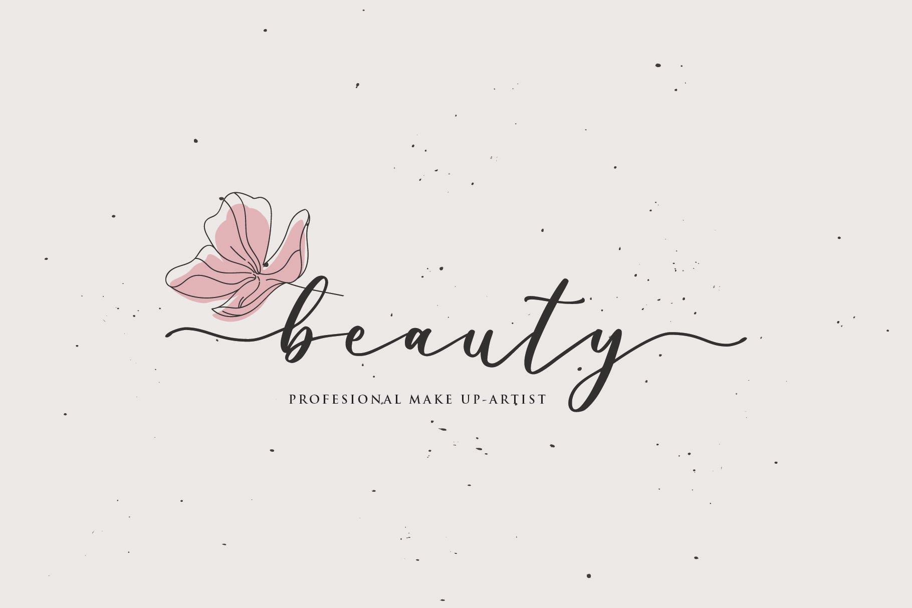 Belagia - Classy Calligraphy example image 7