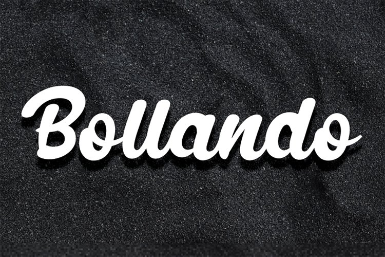 Bollando example image 1