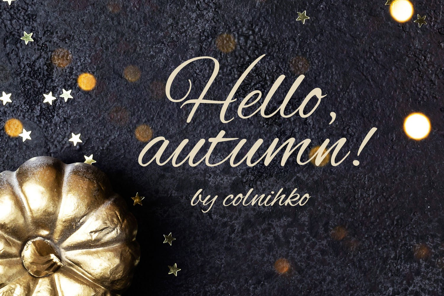 Hello, autumn! example image 4