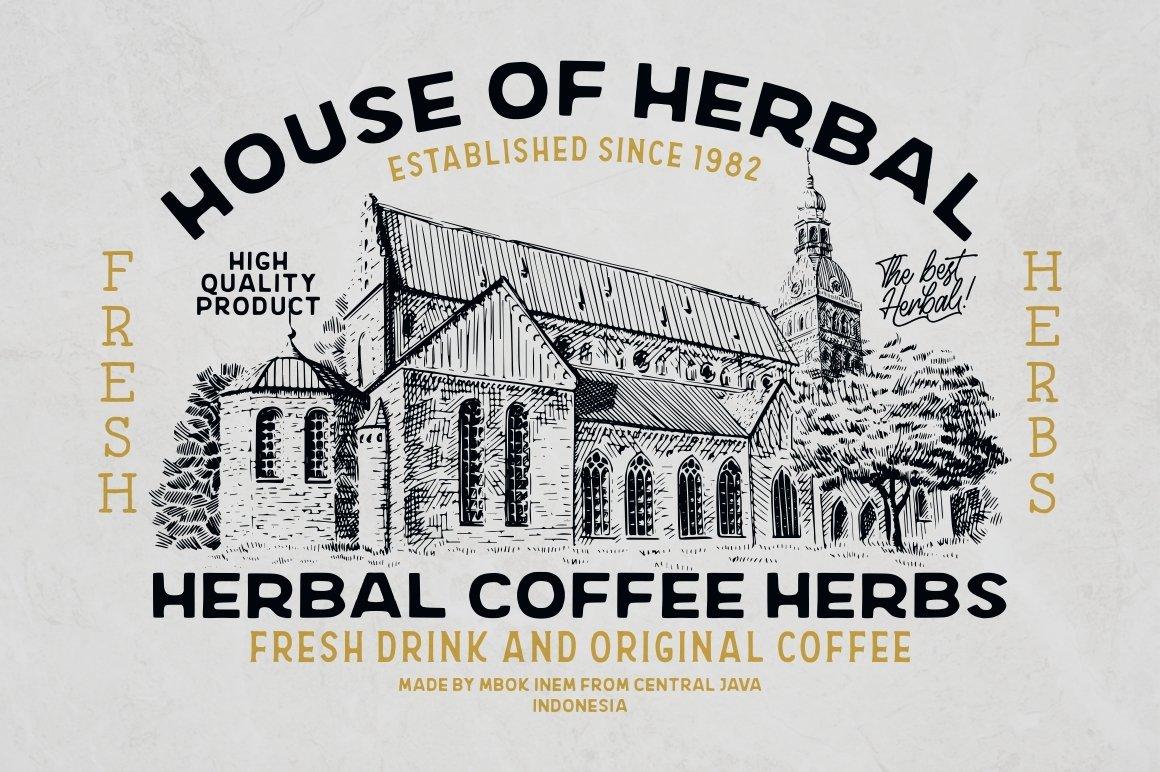 Meethlake Typeface example image 3