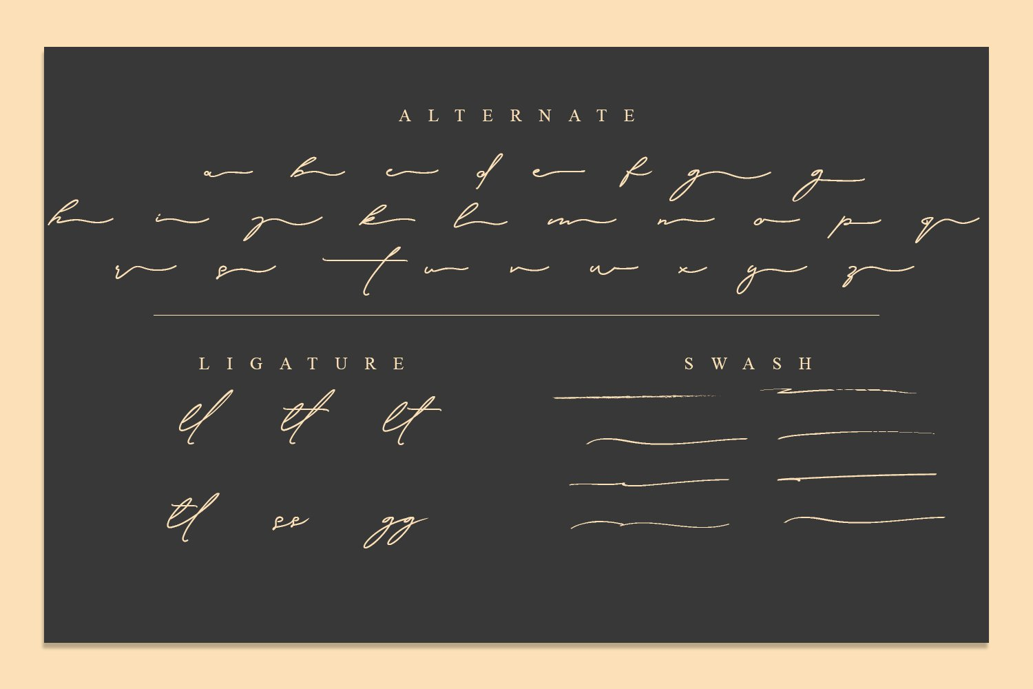 Signature Collection example image 9