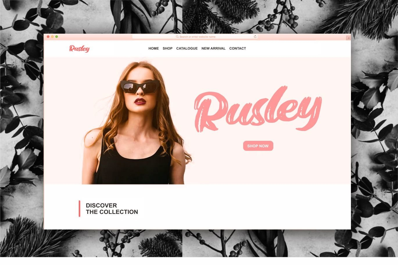 Bright | Modern Rough Script Font example image 3