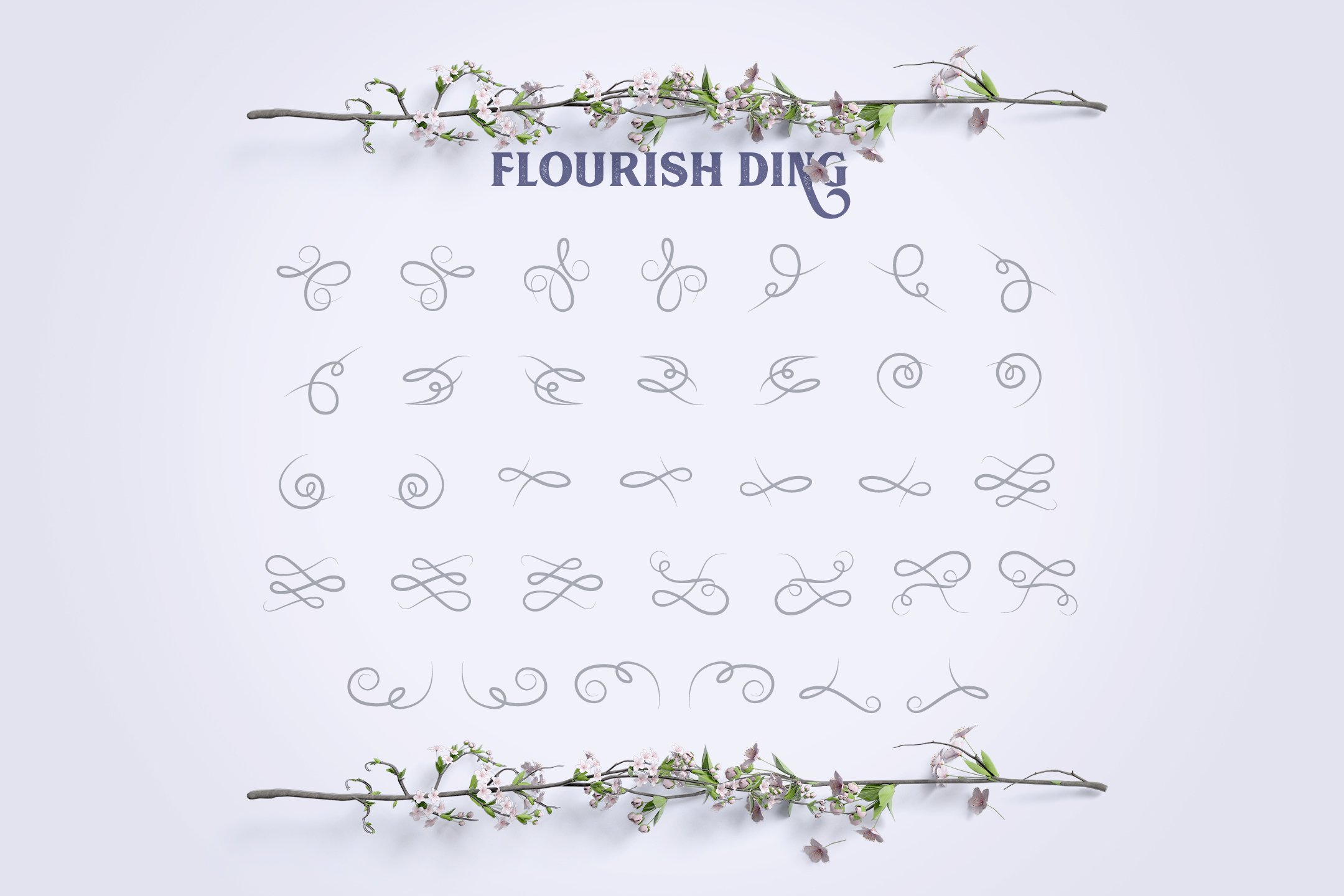 Flourish Ding example image 2