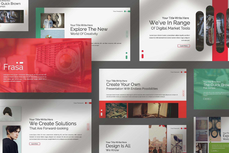 Frasa Business Keynote example image 8