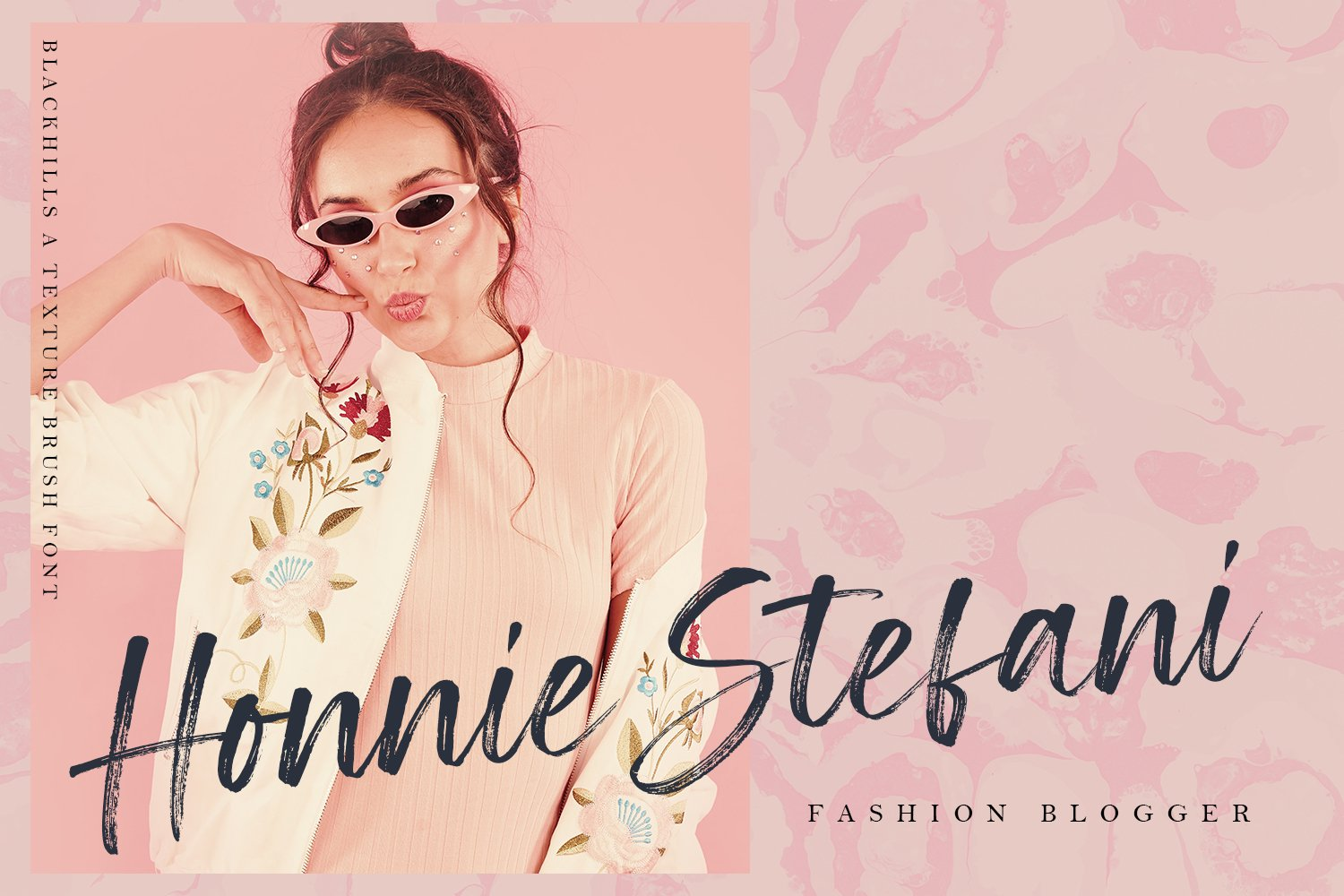 Blackhills - Brush Fonts example image 5