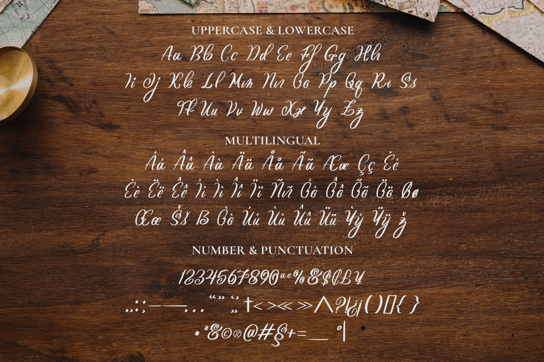 Lengkara Script example image 5