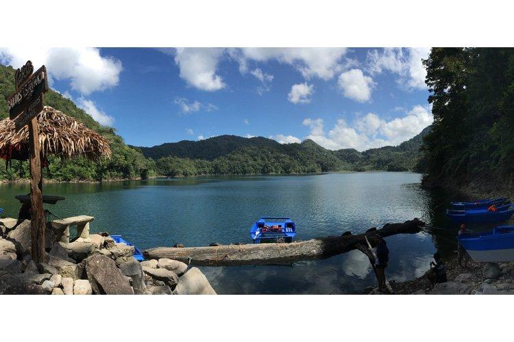 Photo of Lake Balinsasayao example image 1