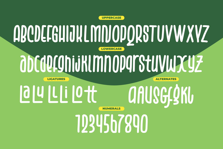 Laveta - Fancy Fonts example image 5