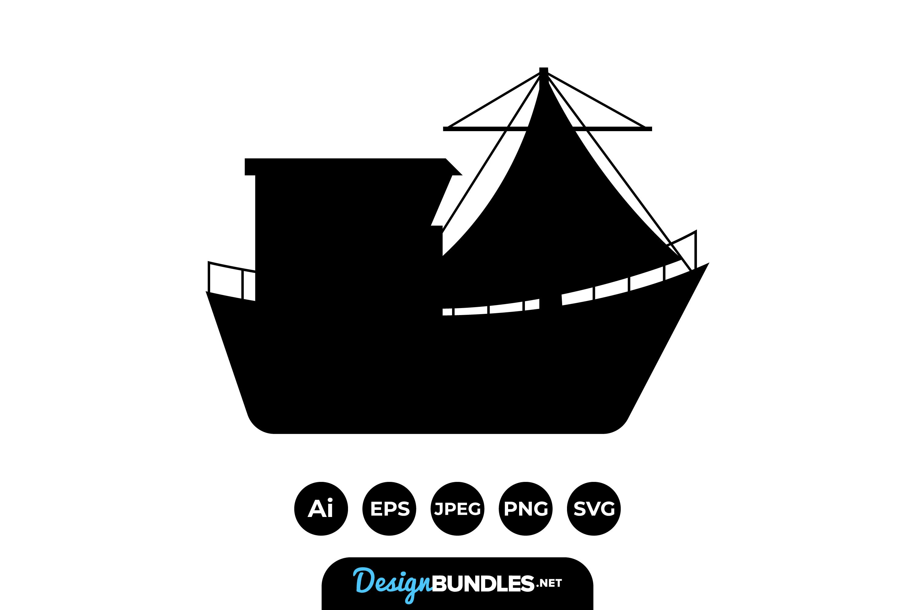 Ship Silhouttes example image 1