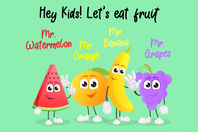 Comic Boys - Kids Bubble Font example image 4