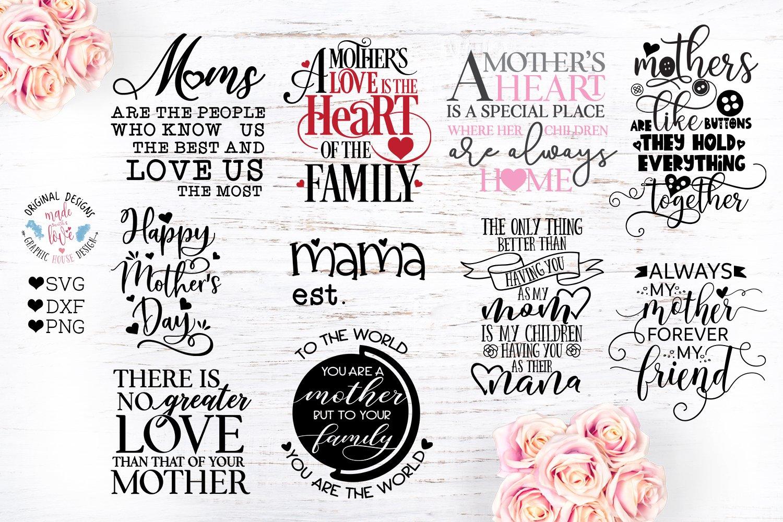 Download Mother Quotes Bundle 243252 Svgs Design Bundles