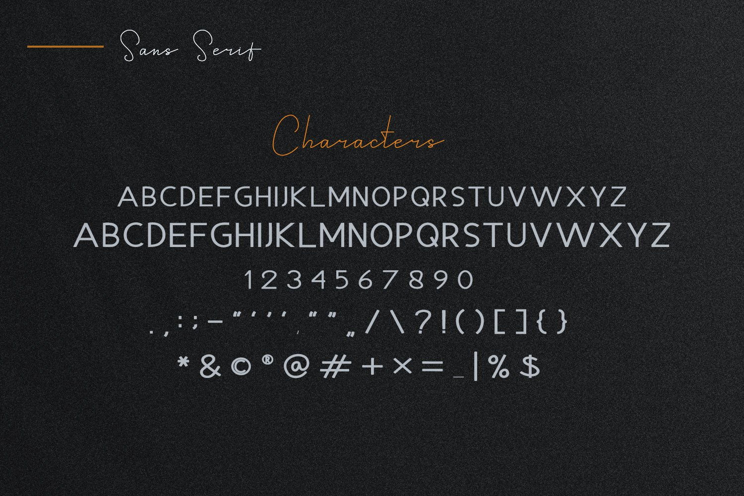 Royal Haster | Elegant Signature Font Duo example image 8