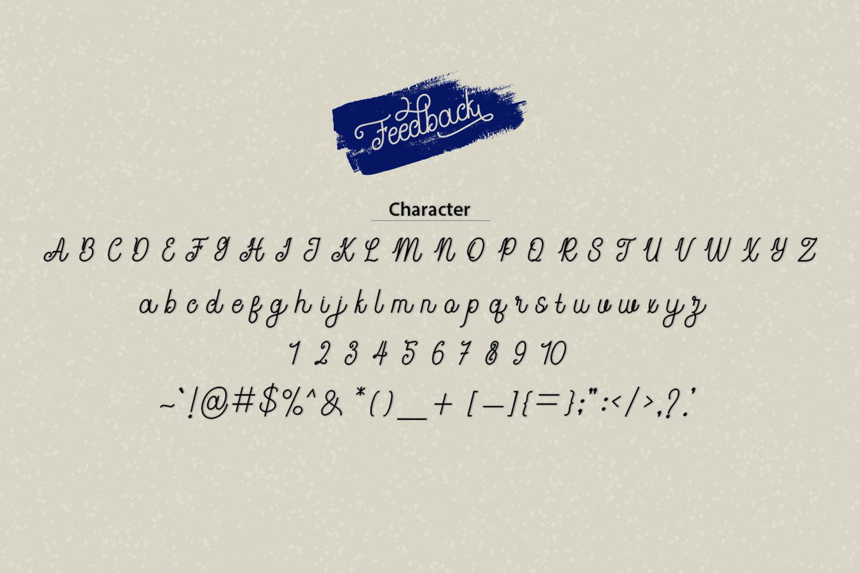 Feedback Script | Combinations example image 6