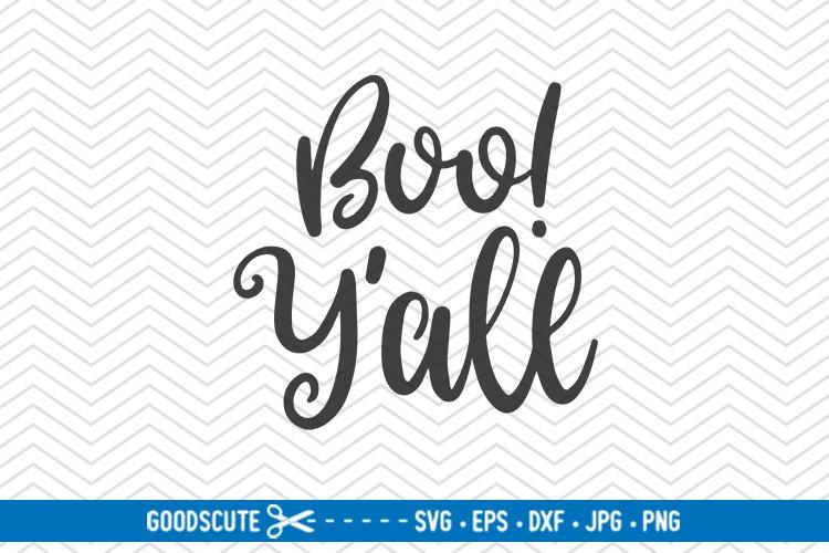Boo Y All Halloween Svg Dxf Jpg Pn 295550 Svgs Design Bundles