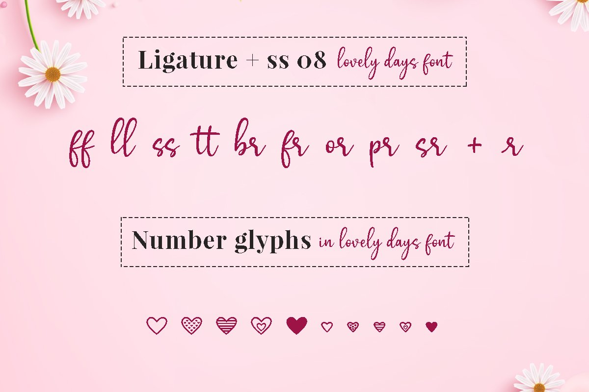 lovely days example image 13