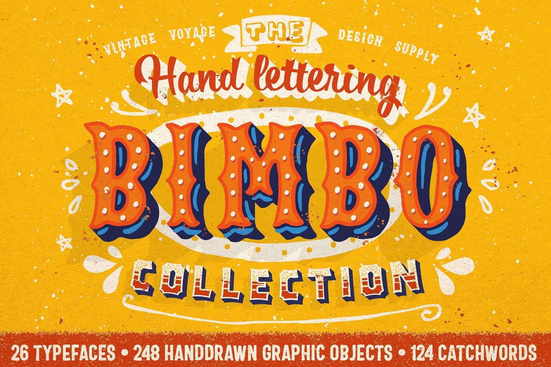 Huge Typographic Pack 60 Logos ! example image 8
