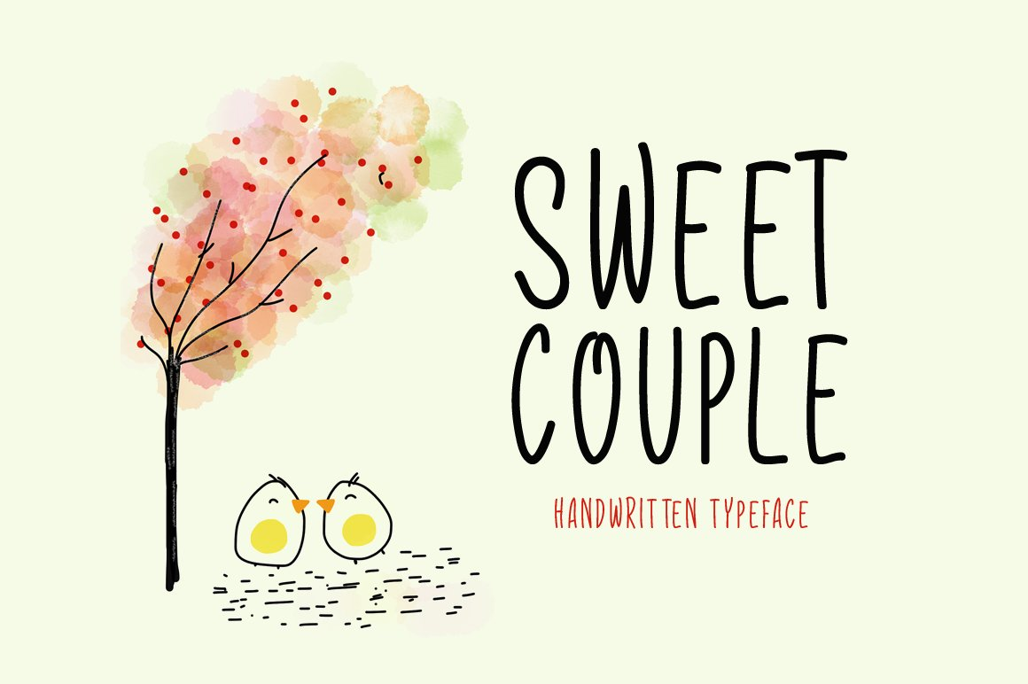 Sweet Couple example image 1