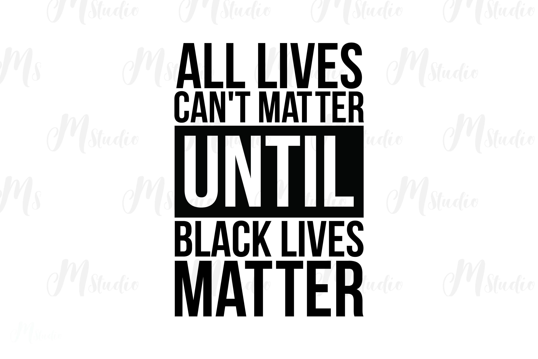 Black Lives Matter SVG Bundle example image 8