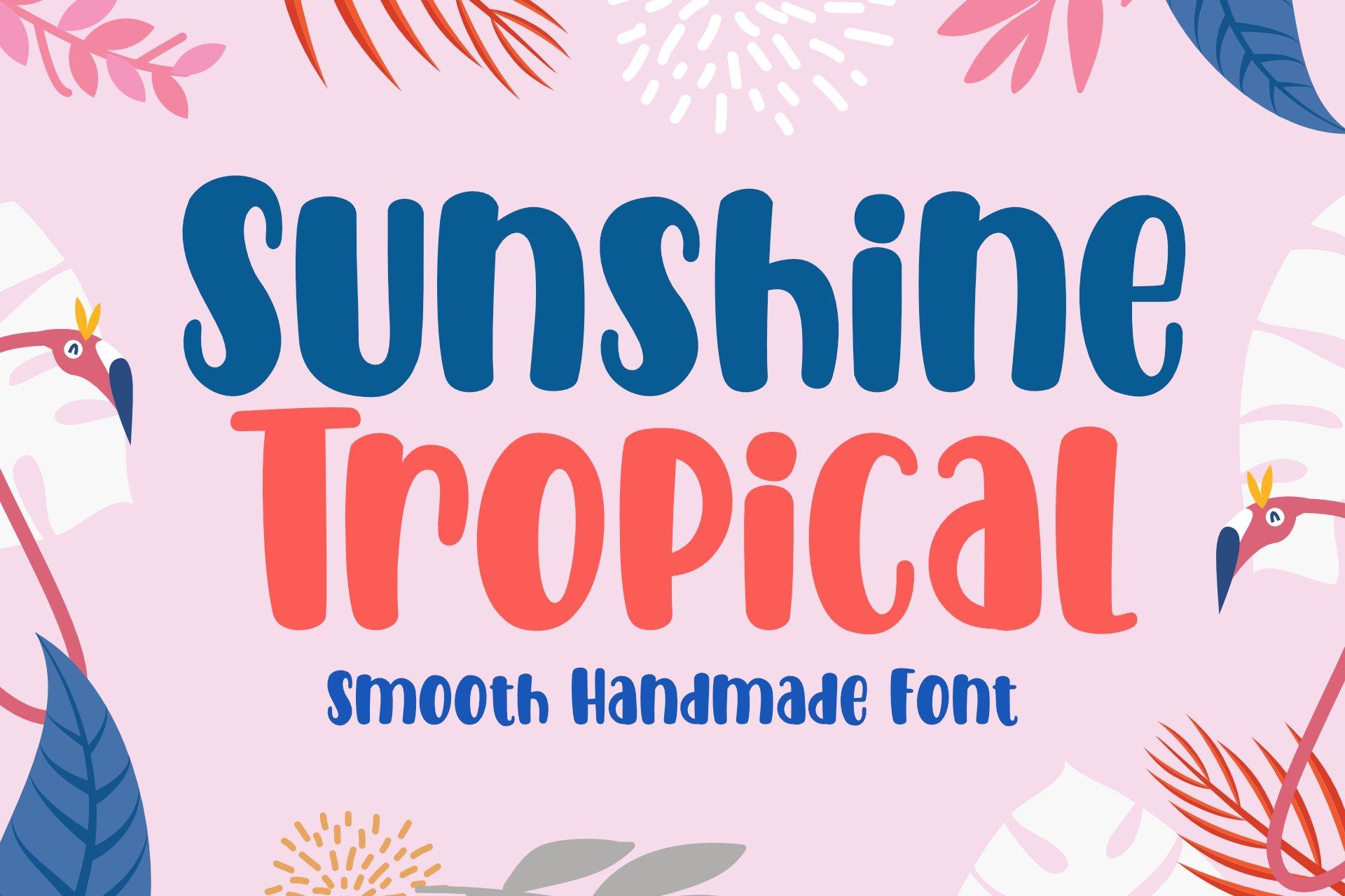 Sunshine Tropical example image 1